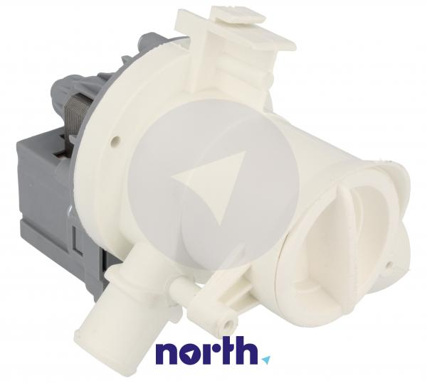 Pompa odpływowa kompletna do pralki Bosch,0