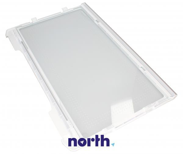 Szyba | Półka szklana kompletna / górna do lodówki FTNAA512CBKZ,1
