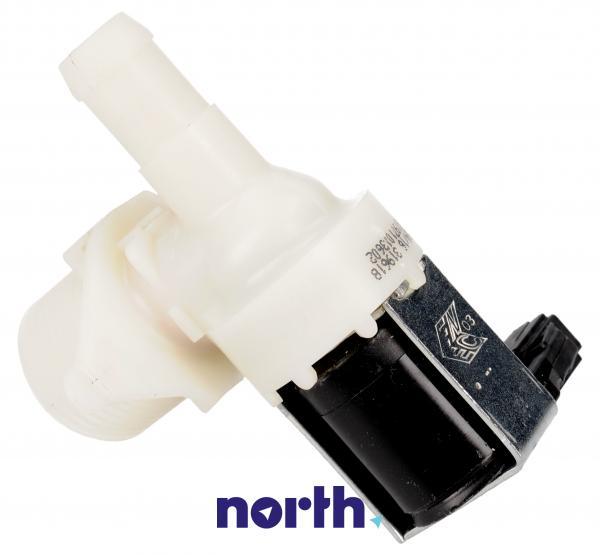 Elektrozawór pojedynczy do pralki Whirlpool 481227128375,2