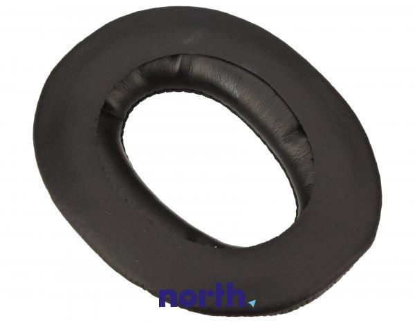 Nausznik | Gąbka RFX0524 czarne do słuchawek,1