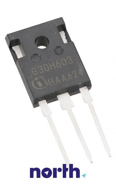 G30N60HS Tranzystor TO-247 (npn) 600V 30A 500MHz,0