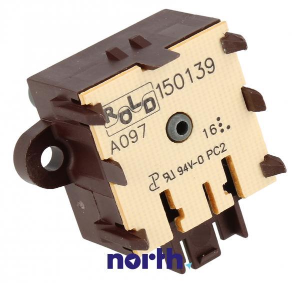 Selektor   Przełącznik funkcji do piekarnika 480121102833,0