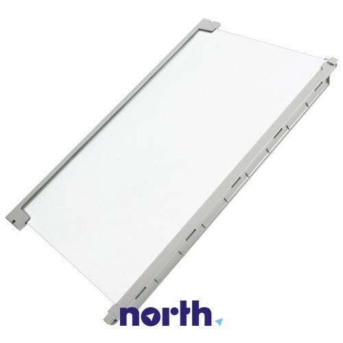 Szyba | Półka szklana kompletna 522x320mm do lodówki 2425099500,0