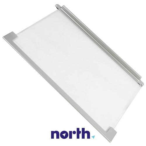 Szyba | Półka szklana kompletna 522x320mm do lodówki 2425099500,1