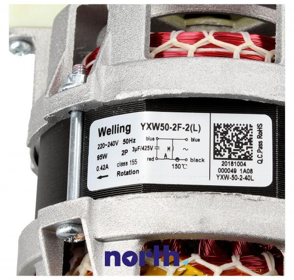 Pompa myjąca (obiegowa) z turbiną do zmywarki 480140101052,2