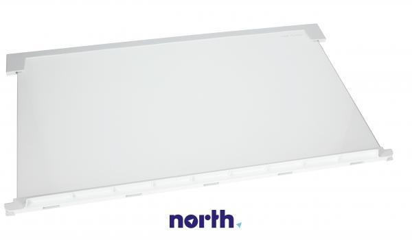 Szyba | Półka szklana kompletna górna 522x320mm do lodówki Electrolux 2425099476,1