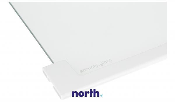 Szyba | Półka szklana kompletna górna 522x320mm do lodówki Electrolux 2425099476,2