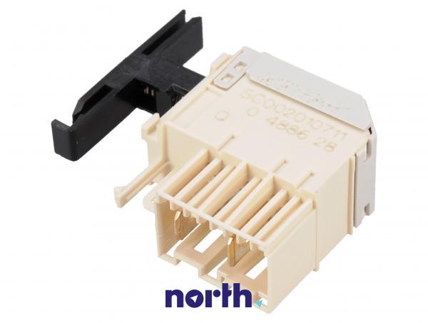 Wyłącznik   Włącznik sieciowy do zmywarki 480140100929,1