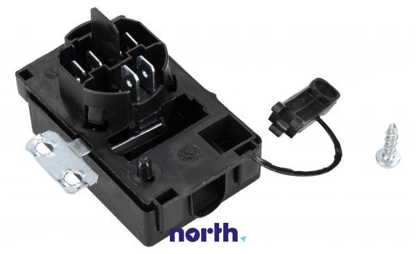 Złącze elektryczne do piekarnika Indesit 482000031029,0