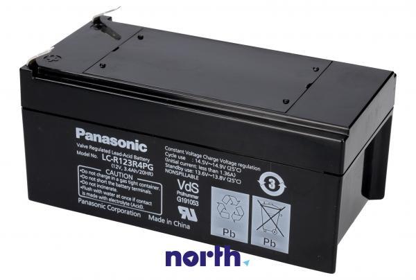 LCR123R4PG Akumulator UPS 12V 3400mAh Panasonic (1szt.),0