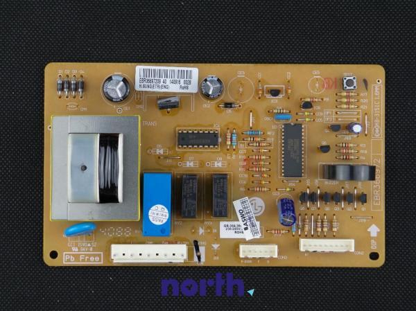 Moduł sterujący do lodówki LG EBR36697209,0
