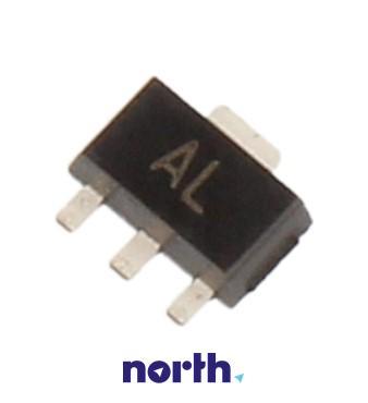 BCX5316TA BCX5316TA Tranzystor SOT89 (PNP) 100V 1A,0