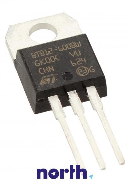 BTB12-600BWRG Triak BTB12600BWRG,0