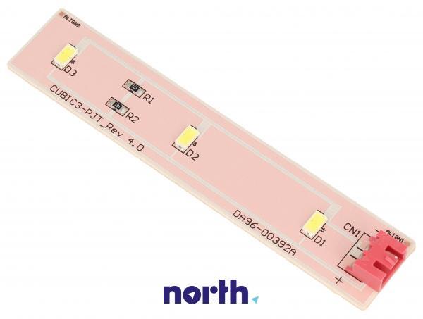 Płytka LED do lodówki DA9600392A,0