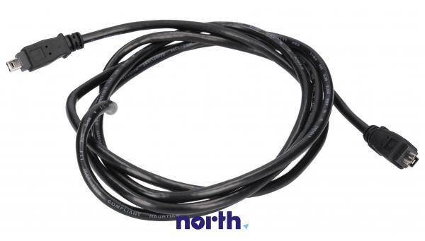Kabel FireWire 4 pin 1.8m (wtyk/ wtyk),0