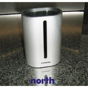 Obudowa izolowana pojemnika na mleko do ekspresu do kawy 00673831,2