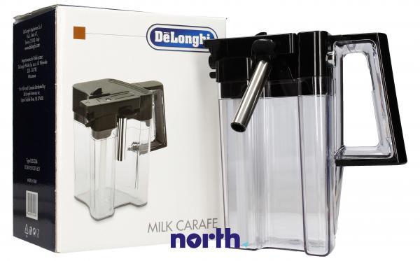 Dzbanek   Pojemnik na mleko ESAM3500 Magnifica (kompletny) do ekspresu do kawy DeLonghi 5513211621,0