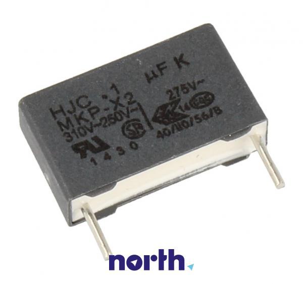 0.1uF   275V Kondensator impulsowy VESTEL,0
