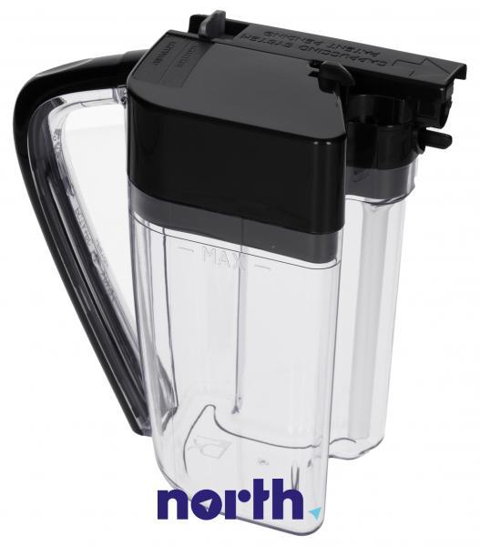 Dzbanek | Pojemnik na mleko ESAM4500 Magnifica  (kompletny) do ekspresu do kawy Delonghi 5513211611,1