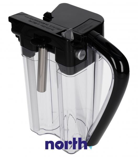 Dzbanek | Pojemnik na mleko ESAM4500 Magnifica  (kompletny) do ekspresu do kawy Delonghi 5513211611,2