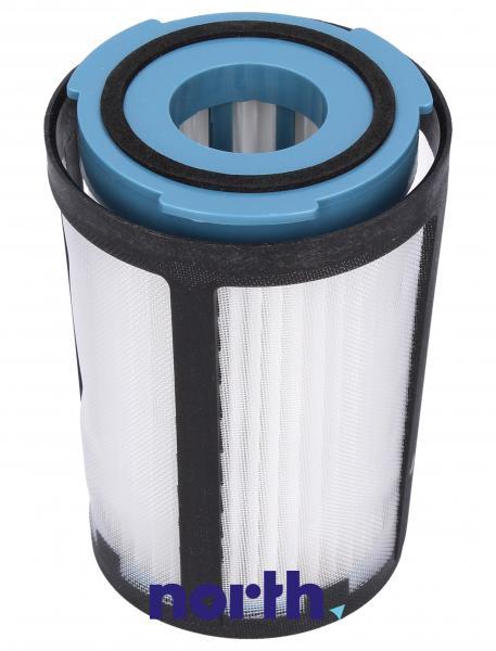 Filtr cylindryczny z obudową do odkurzacza - oryginał: 4055010146,1