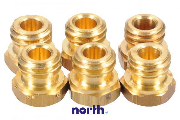 Dysza propan-butan (zestaw) do kuchenki Whirlpool 481931039549,3