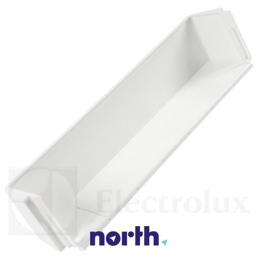 Balkonik   Półka dolna na drzwi chłodziarki  do lodówki AEG 8996711600461,2