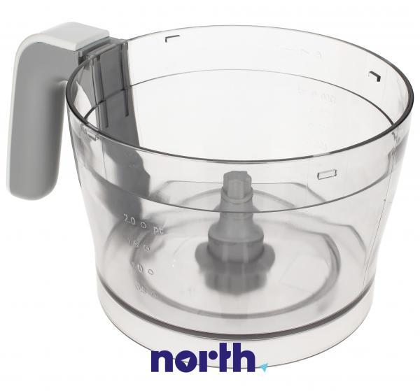 Misa | Pojemnik malaksera do robota kuchennego Philips 420303588600,2