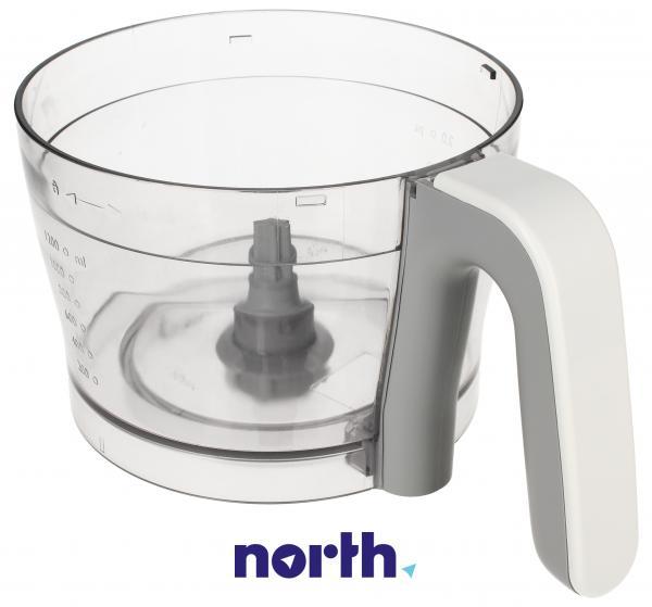 Misa | Pojemnik malaksera do robota kuchennego Philips 420303588600,3
