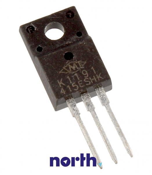 2SK1191 Tranzystor 60V 30A,0