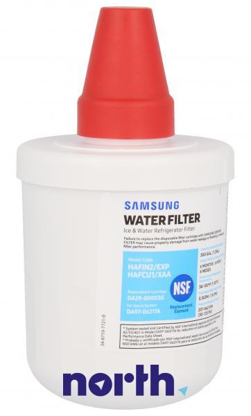 Filtr wody  do lodówki DA2900003G,2