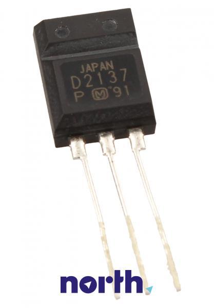 2SD2137 2SD2137 Tranzystor MT4 (NPN) 60V 5A 30MHz,0