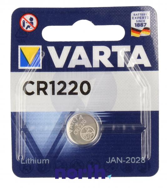 CR1220 | DL1220 | Bateria 3V 35mAh Varta (1szt.),0