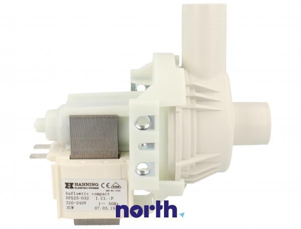 Pompa odpływowa kompletna do pralki DPS2530W,4