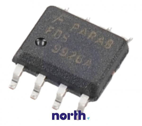 FDS9926A Tranzystor MOS-FET SO8 (n-channel) 20V 6.5A 111MHz,0