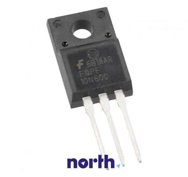 FQPF10N60CF Tranzystor MOS-FET TO-220F (n-channel) 600V 9A 14MHz,0