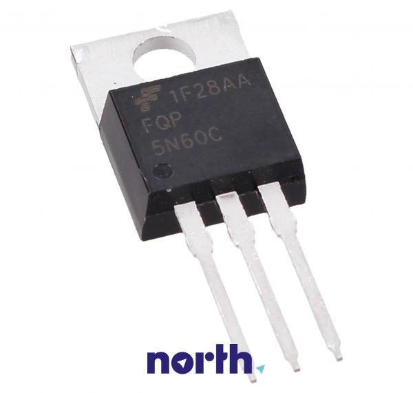 FQP5N60C Tranzystor TO-220 (n-channel) 600V 4.5A 23MHz,0