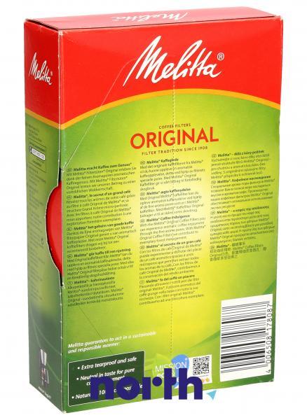 Filtr papierowy No.1x2 (80szt.) do ekspresu do kawy MEL0100762,1