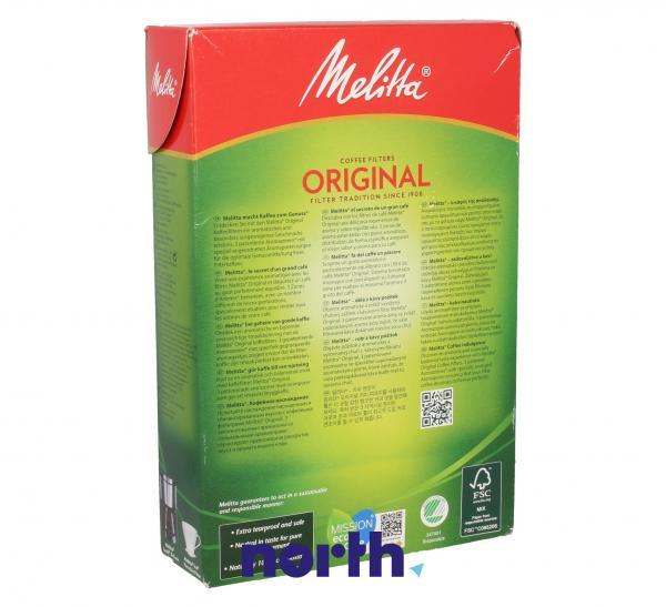 Filtr papierowy No.1x4 (80szt.) do ekspresu do kawy MEL0109761,1