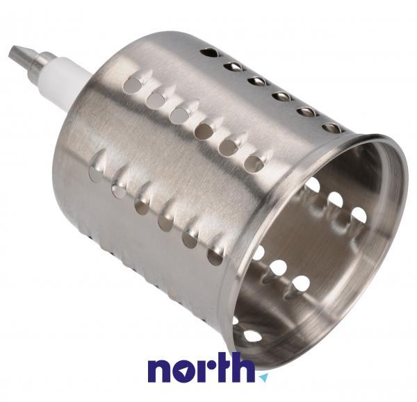 Tarka | Bęben do przecierania na grube wiórki przystawki szatkującej do robota kuchennego Kenwood KW711855,1