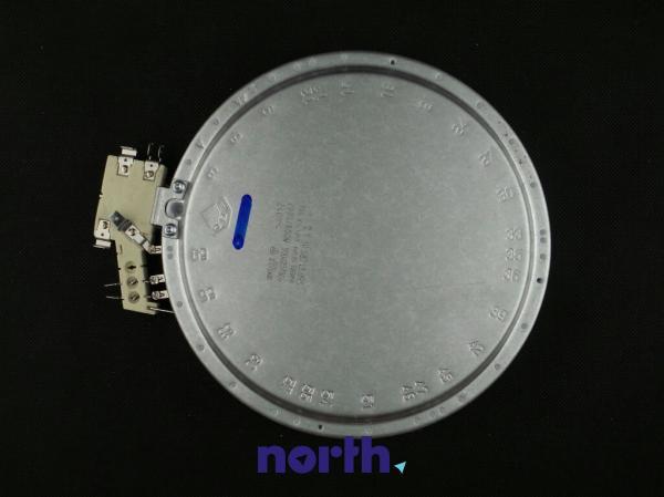 Pole grzejne podwójne do płyty grzewczej Bosch 00673567,1