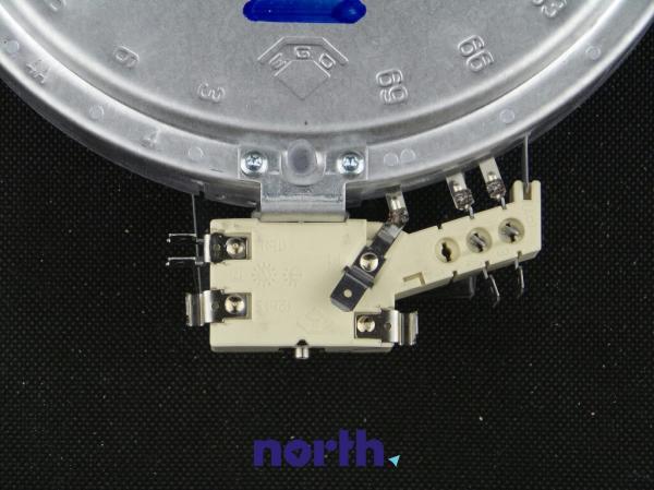 Pole grzejne podwójne do płyty grzewczej Bosch 00673567,2