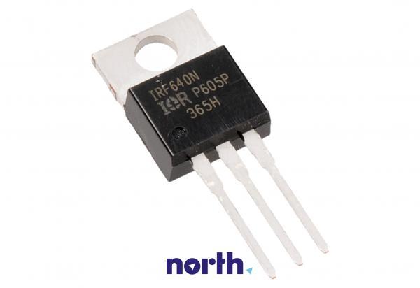 IRF640NPBF Tranzystor MOS-FET TO-220 (n-channel) 200V 18A 52MHz,0