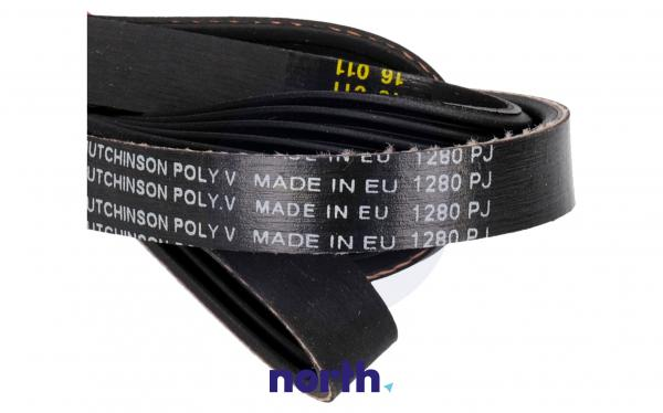 1280J5 Pasek napędowy nieelastyczny do pralki,1