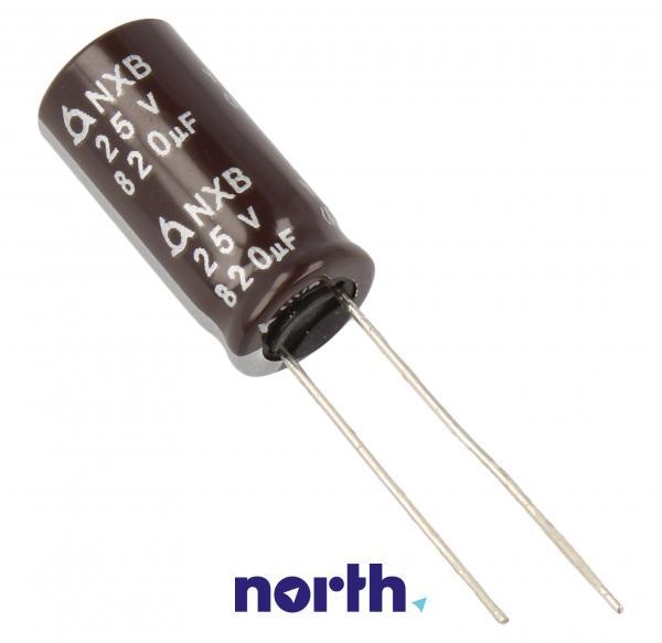 820uF   25V Kondensator elektrolityczny BN8102021A,0