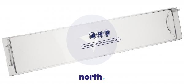 Front | Klapa szuflady świeżości (chillera) do lodówki 480132101665,0