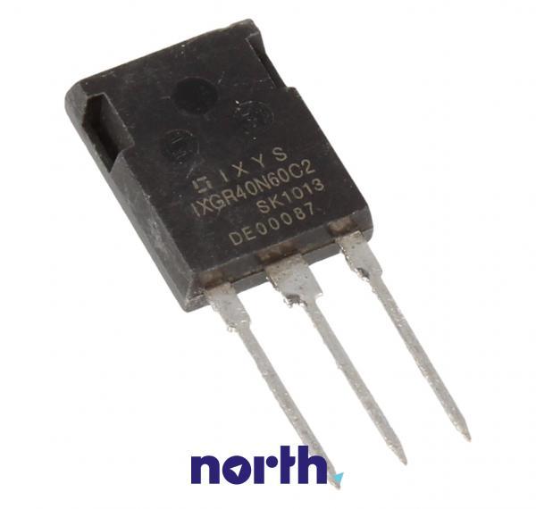 IXGR40N60C2 Tranzystor (n-channel) 56A,0
