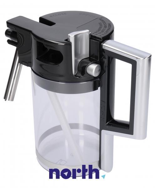 Dzbanek | Pojemnik na mleko ESAM6600 (kompletny) do ekspresu do kawy DeLonghi 5513211641,1