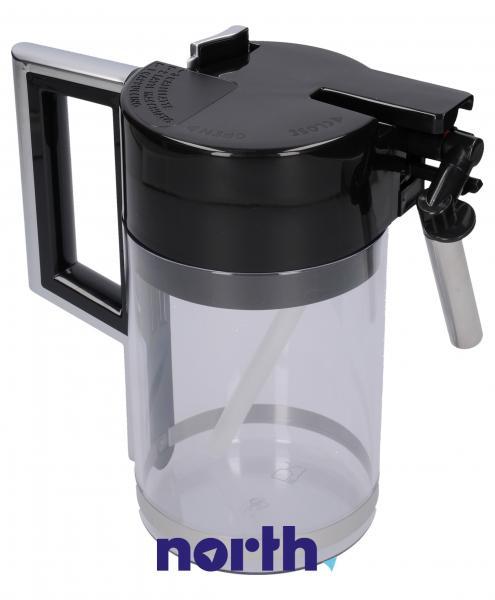 Dzbanek | Pojemnik na mleko ESAM6600 (kompletny) do ekspresu do kawy DeLonghi 5513211641,2