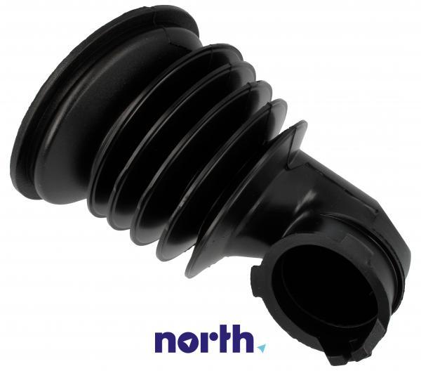 Rura | Wąż połączeniowy bęben - pompa do pralki Electrolux 1240161008,0